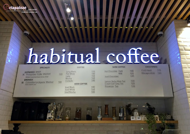 Habitual Coffee Uptown Mall