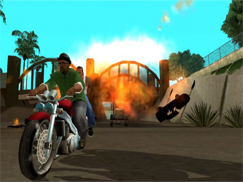 Download GTA San Andreas For PC Highly Compressed