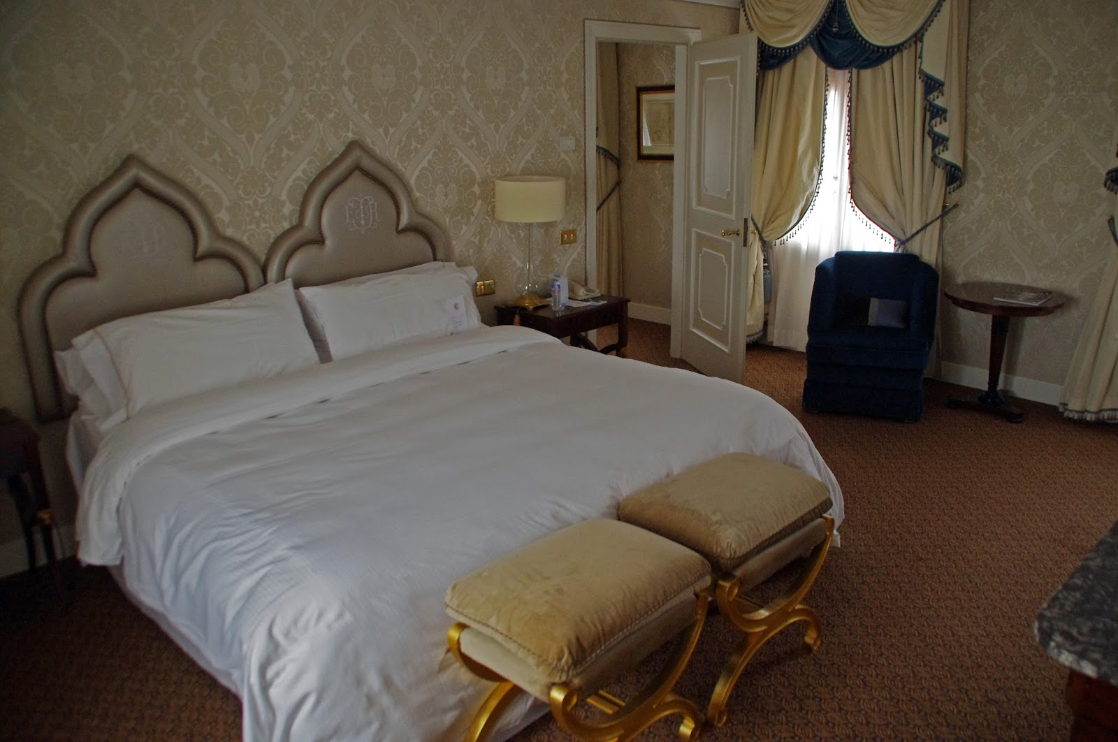 Westin Europa & Regina Venice Room