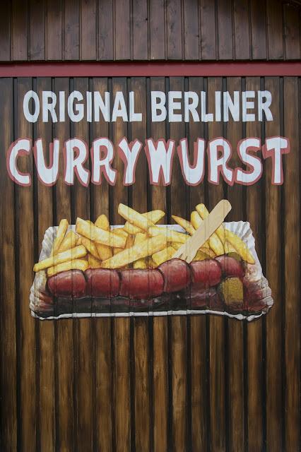 Curry wurst-Berlino