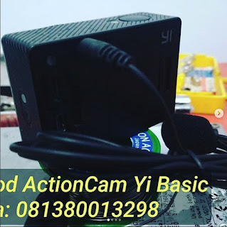 Modcam Xiaomi Yi Black