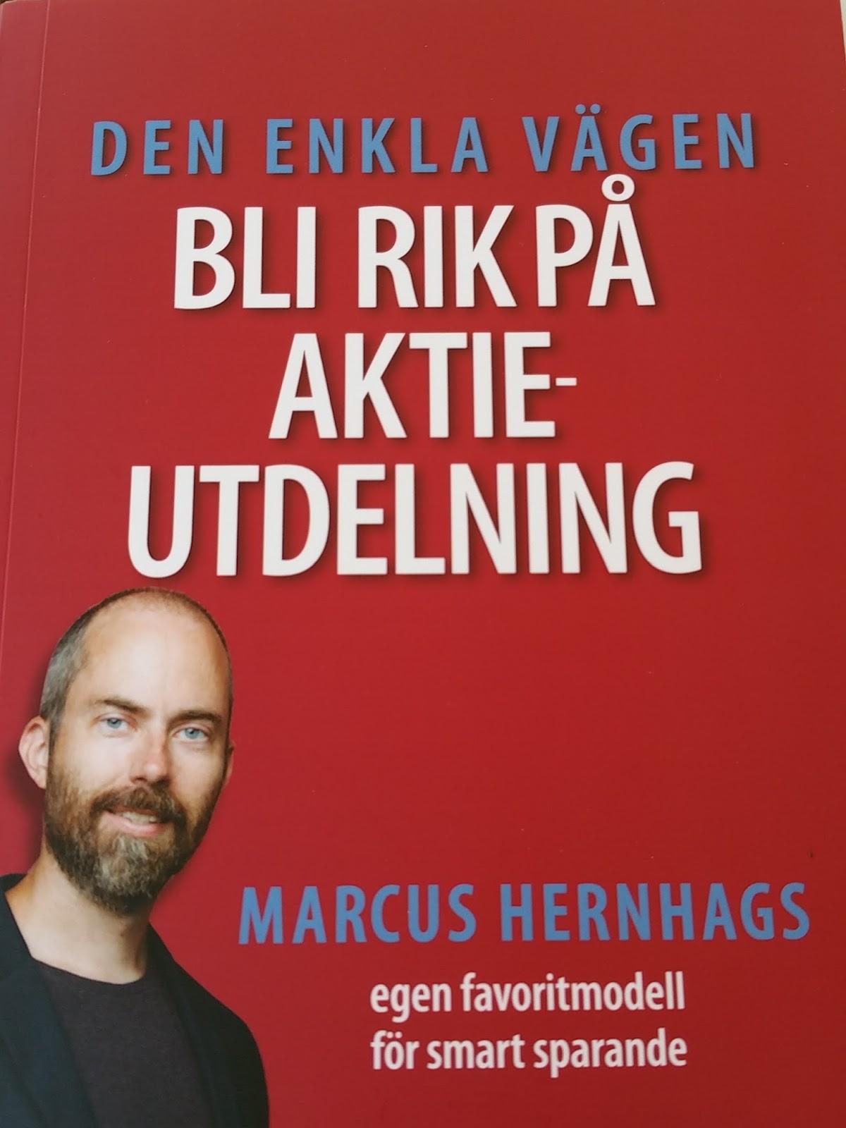 En av mina absoluta favoriter bland ekonomijournalister - Marcus Hernhag -  har en ny bok ute.