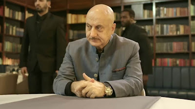 Stunning Anupam Kher HD Image In Aiyaary Movie