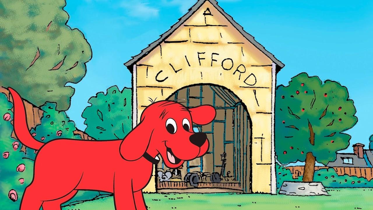 """Vaza imagem do live-action de """"Clifford, o Gigante Cão Vermelho"""""""