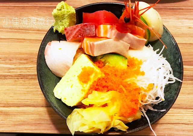 小六食堂-海鮮丼飯