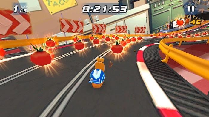 iOS / Android ] Turbo Racing league รีวิวเกมส์ | Games WarZ Thai