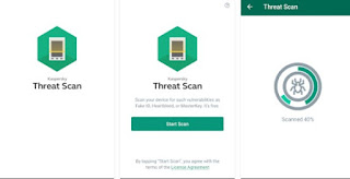 app Kaspersky Threat Scan