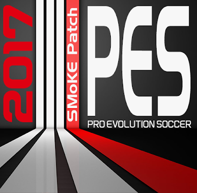 PES 2017 SMoKE Patch 9.2 FULL + FIX - Released 08/12/2016