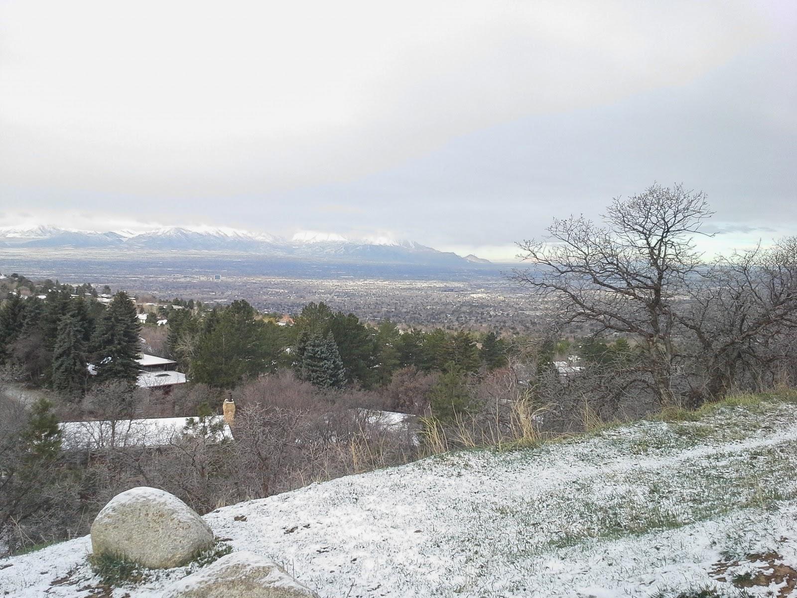 utah hiking trails