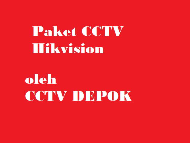Paket Cctv, Hikvision