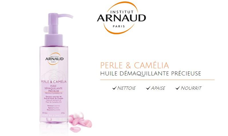 #Concours : Gagnez l'huile démaquillante Institut Arnaud avec Cicirena