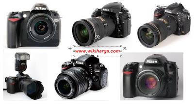 Daftar Harga Kamera Nikon terbaru dan Spesifikasinya