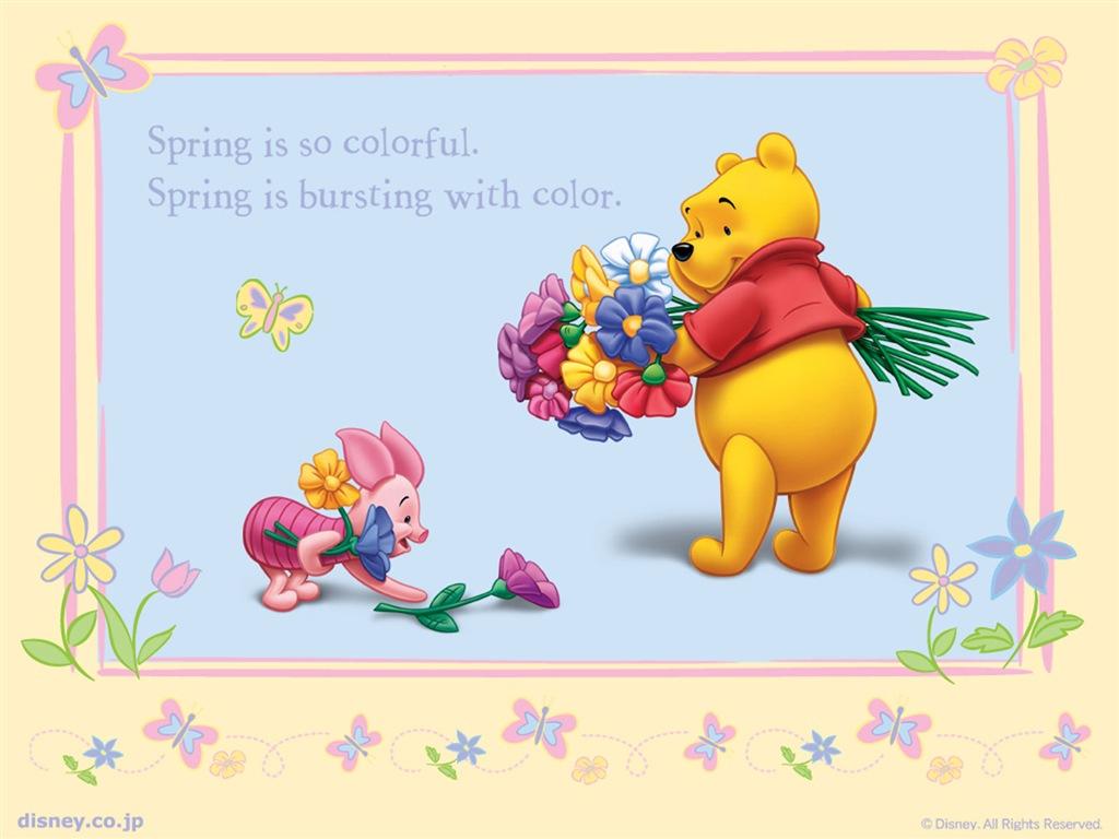 Pooh Bear Iphone Wallpaper Lightthem 可愛圖案 Winnie The Pooh Wallpaper 2 小熊維尼電腦桌布 2