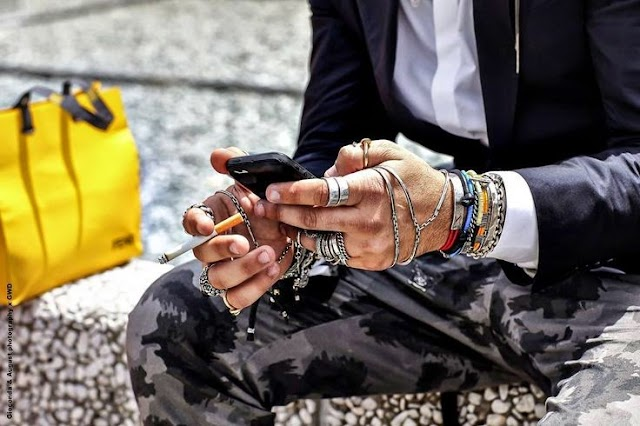 3 LESSONS TO LAYERING BRACELETS