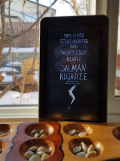 Two Years, Eight Months, and Twenty-Eight Nights by Salman Rushdie