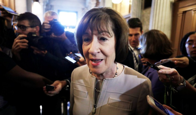 Thank You, Susan Collins