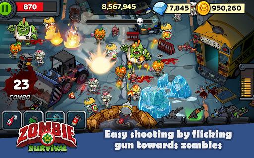 Download Zombie Survival: Game of Dead