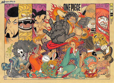 Cover One Piece 821