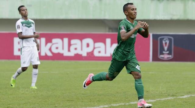 Piala Presiden 2018: Drama Adu Penalti, PSMS Singkirkan Persebaya