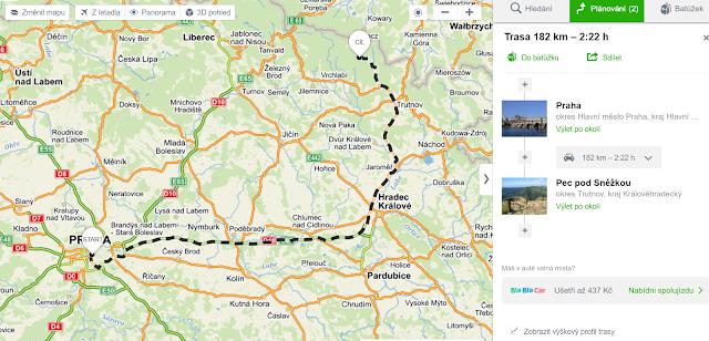 Day Trip to Sněžka, Czech