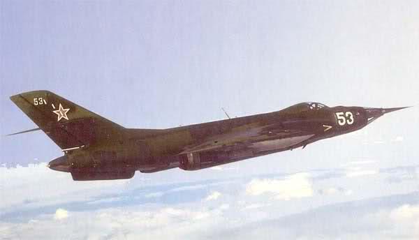 Resultado de imagen de Yak-28PP,
