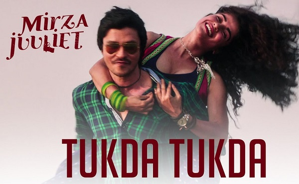 Tukda Tukda Mirza Juuliet Latest Hindi Songs 2017 Asees Kaur Krsna Solo