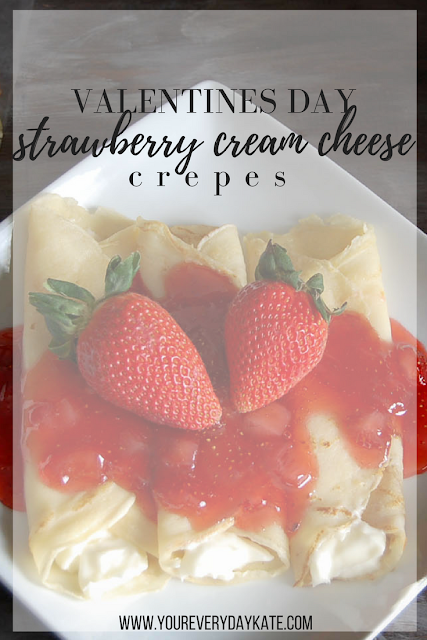 strawberry cream cheese crepe recipe