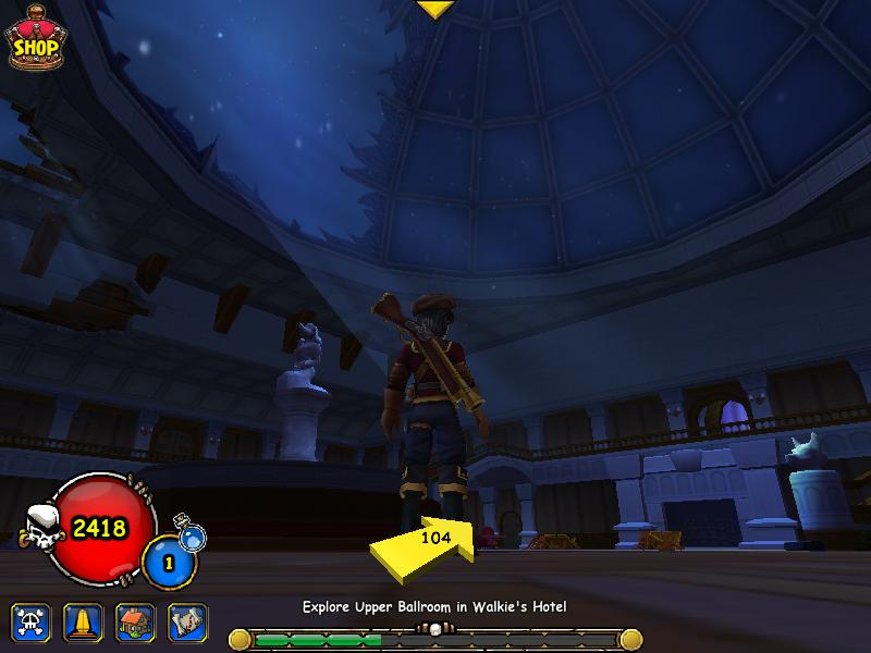 That Swashbuckler- A Pirate101 Blog: 2013