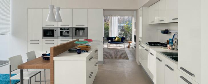 Progetta subito la cucina dei tuoi sogni arredamento facile - Dimensioni minime cucina bar ...