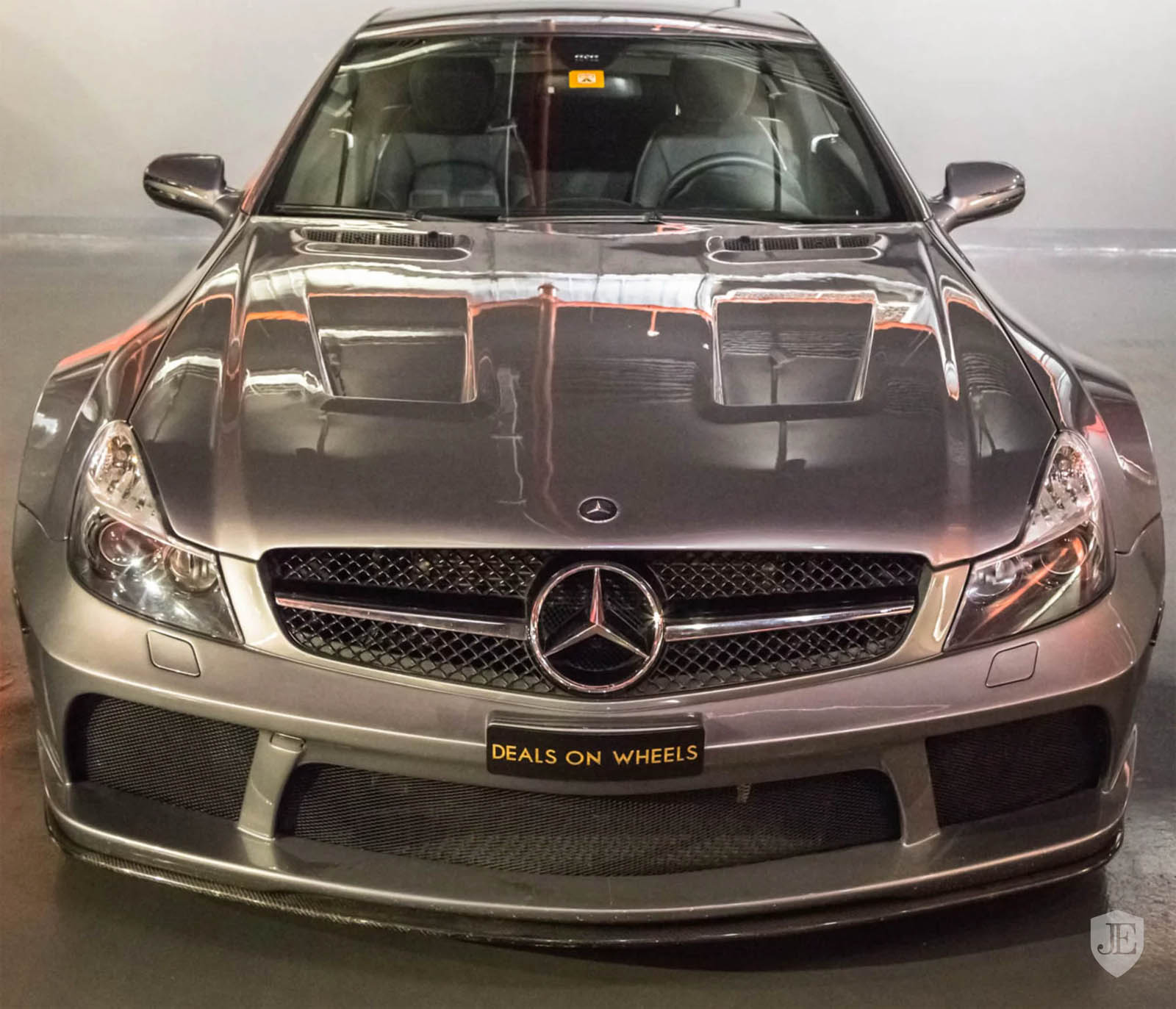 Dubai Dealer Has Two AMG Blacks While You Wait For A New One