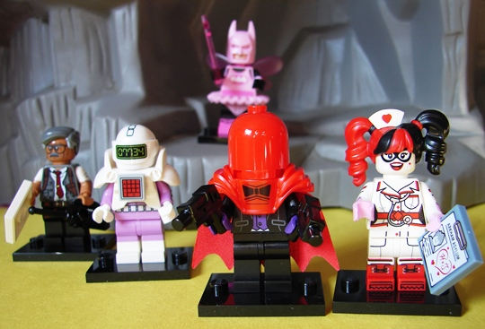 Toyriffic Lego Batman Movie Blind Bag Minifigs In Stores Now