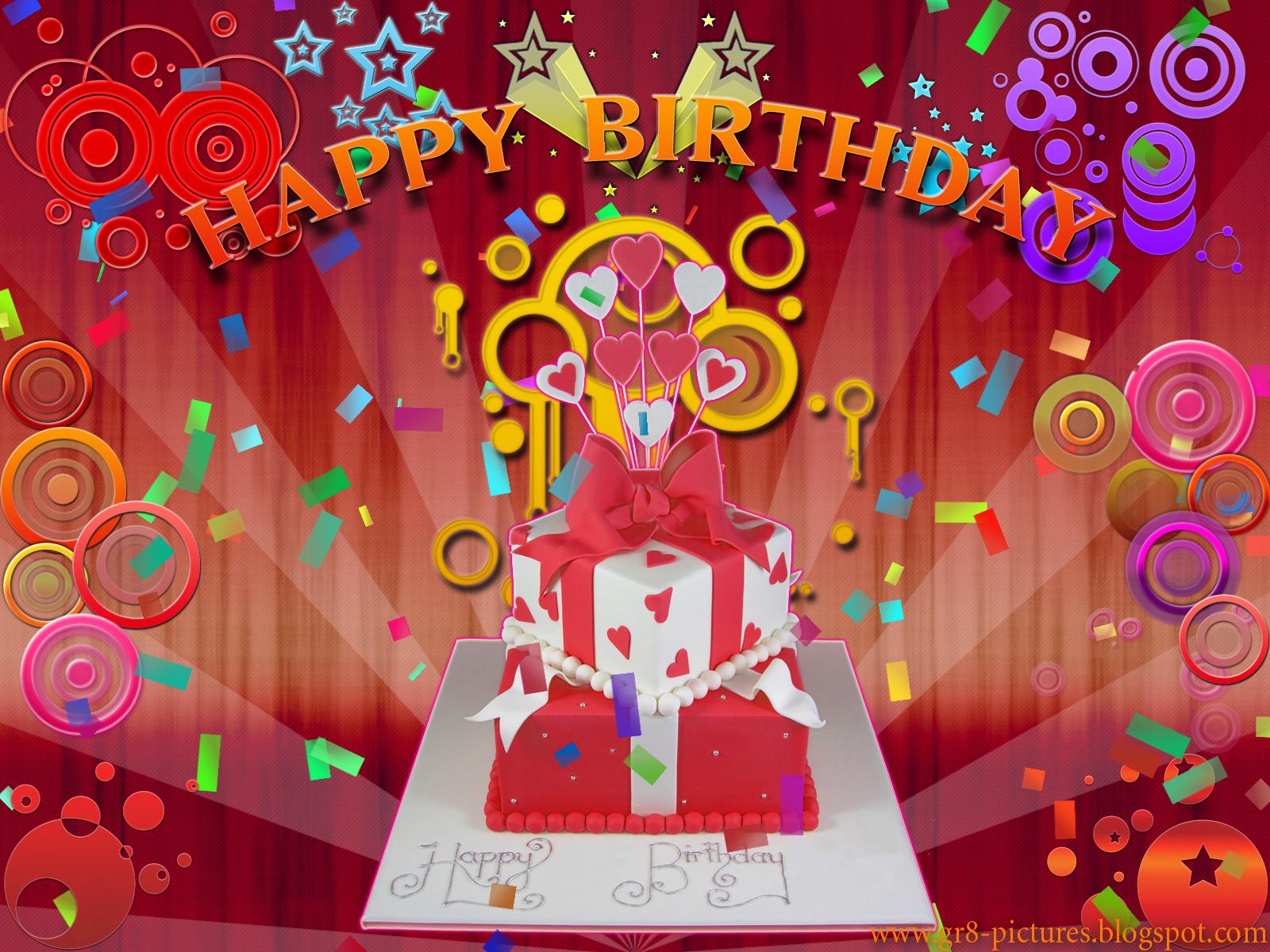 HD Wallpapers: Birthday