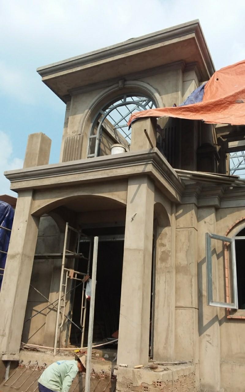Thiết kế và xây nhà trọn gói Mr Dũng