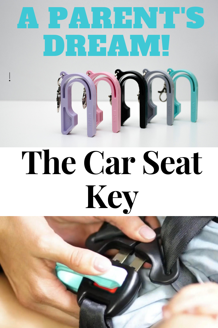 It Allows You To Press In That Dreaded Red Car Seat Button With Ease And Release Your Child From Their Without Suffering Aching Hands Or