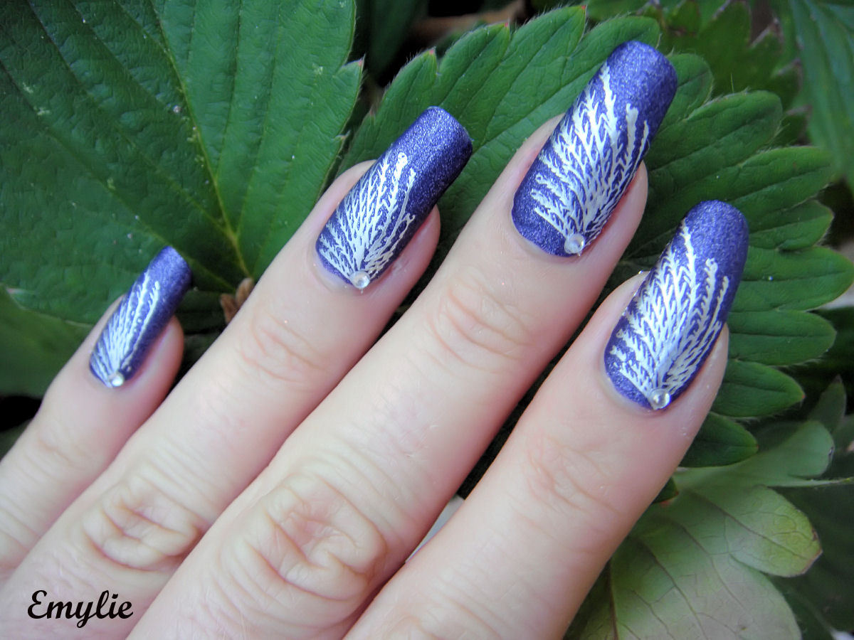 nail designs natural latest easy emy nails prom classy amazing nailart idea funpulp