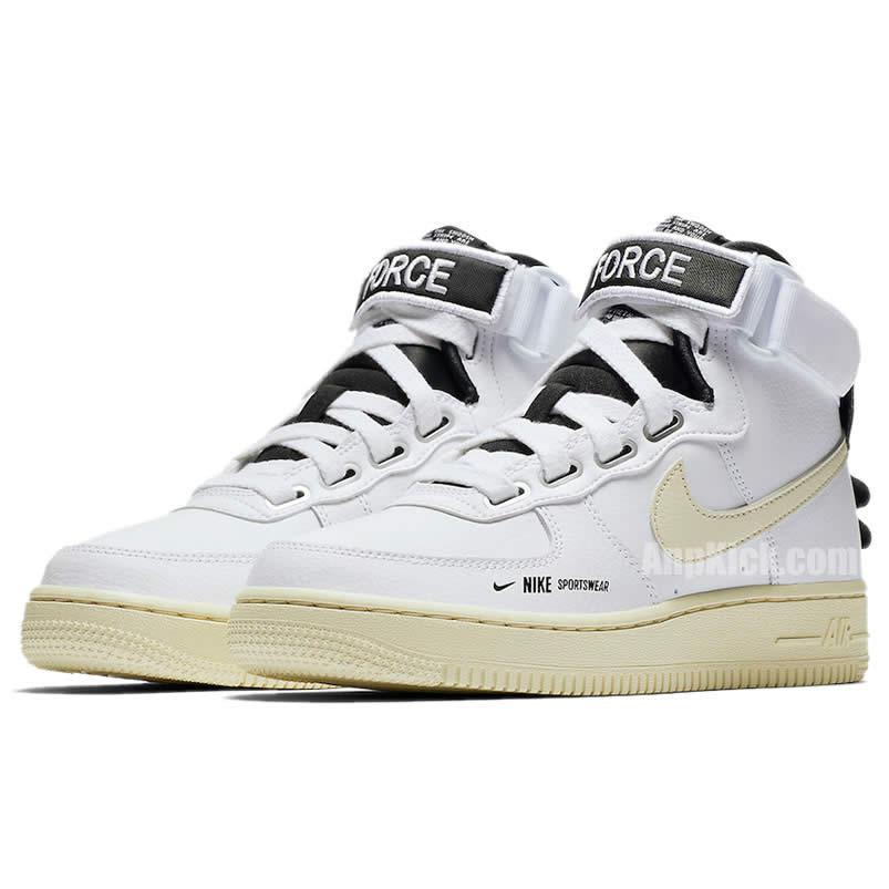 abd9d120724f Nike Air Force 1 Utility Women s  Particle Beige  Pink Shoes AJ7311-200 -  www.anpkick.com