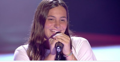 Caterina: More Than Words | Audiciones a ciegas La Voz Kids