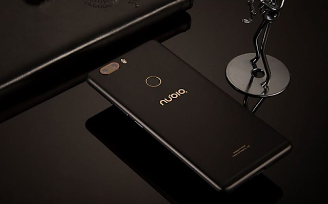 good-deal-nubia-z17-lite-black-cheaper-to-210-Euro-on-geekbuying