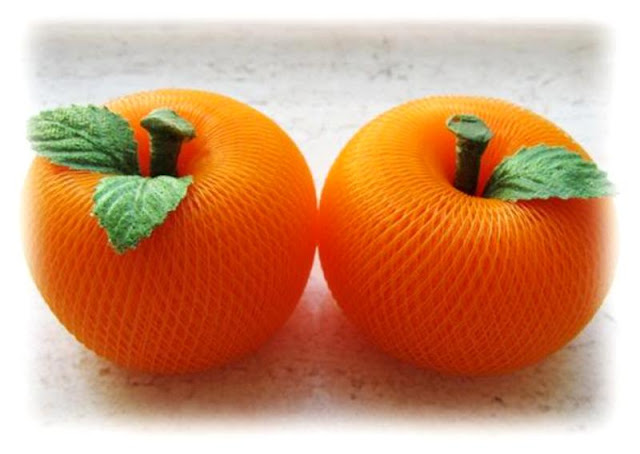 beautiful cny diy tangerines handicraft tutorial