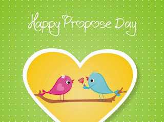 Happy Propose day 2017 Wallpaper