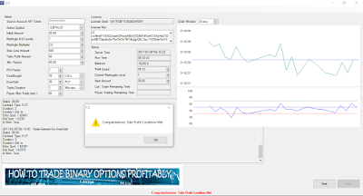RSI binary options bot updated bot and settings