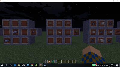 minecraft tábla crafting