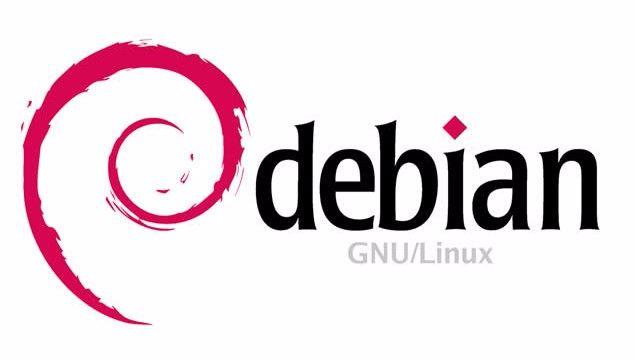 sistem operasi linux debian