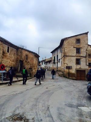 Marcha senderista de la Comarca del Matarraña Matarranya 4