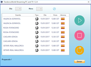 TendenceWorld Streaming PC & TV 1.2.4  TWTV1.2.4