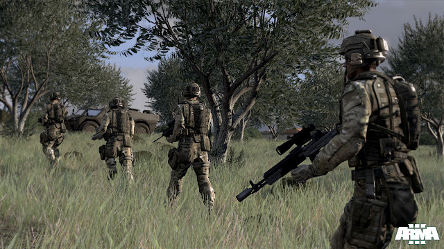 Download Arma 3 Apex-CODEX Full (Cracked) | ReddSoft