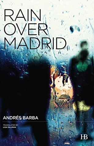 Rain over Madrid