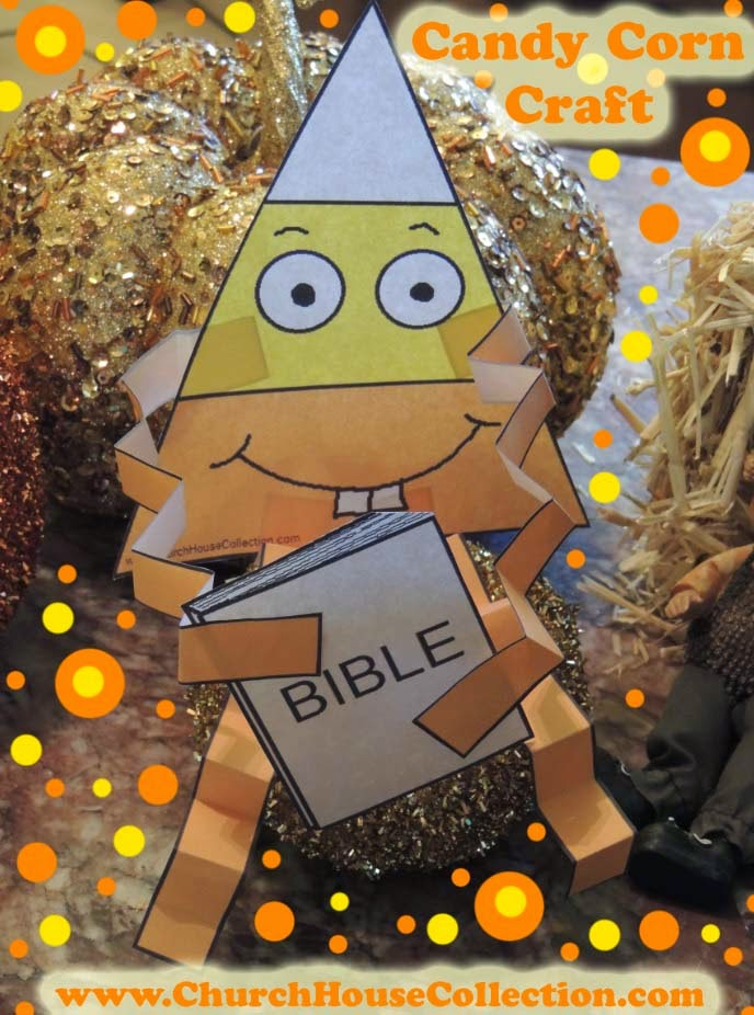Church House Collection Blog Candy Corn Loves To Read His
