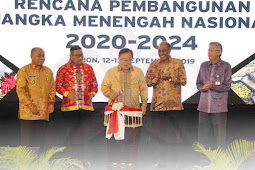 Bambang Brodjonegoro Ungkap Hambatan Geografis di Maluku, Dongkrak DAU