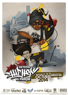 Hip Hop Al parque 2014